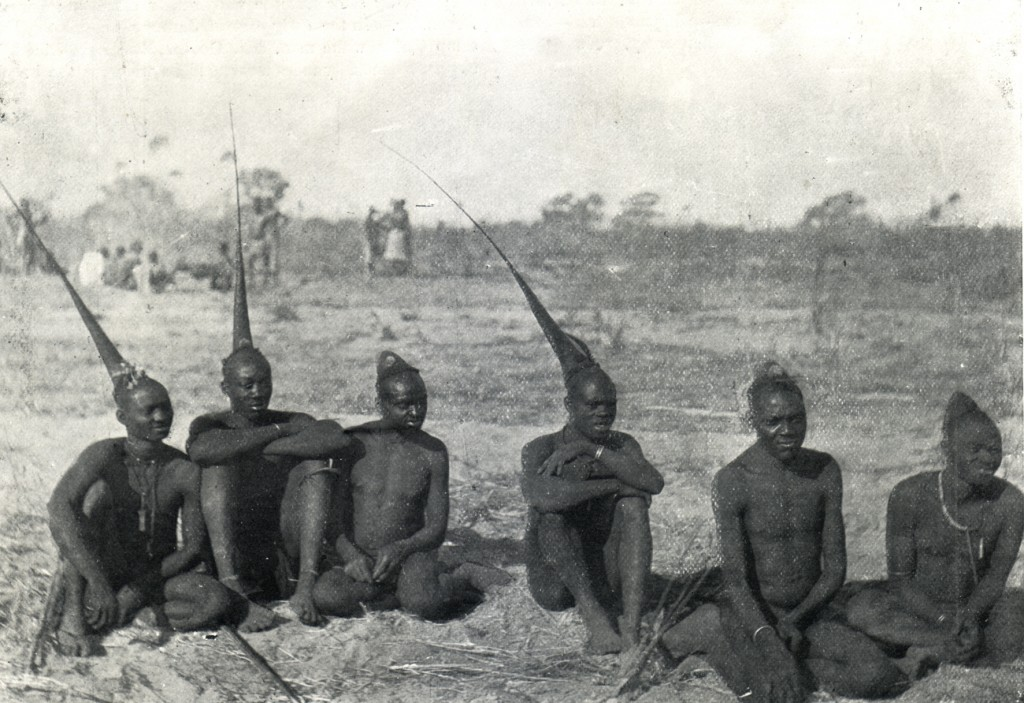 A group of Mashukulumbwi