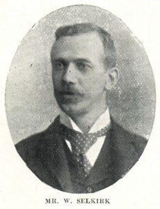 William Selkirk 1899